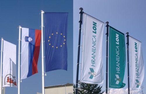 Zastave in reklamne zastave
